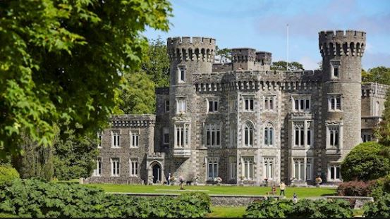 4. Johnstown Castle, Wexford