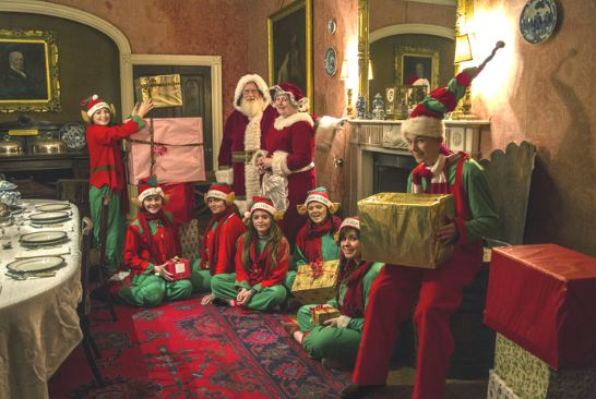 Victorian Christmas at Strokestown park