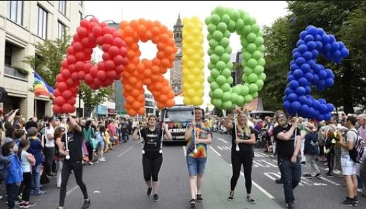 Belfast Pride Festival July 26th – August 4th
