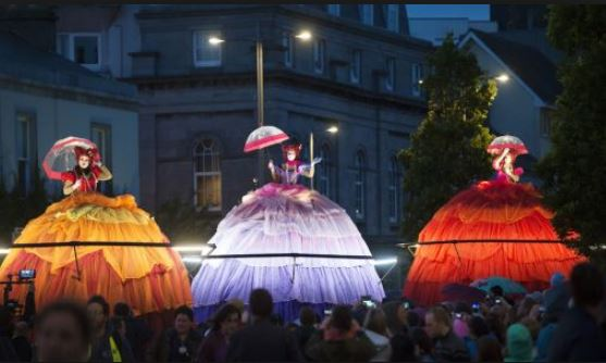 Galway International Arts Festival 15th - 28th July