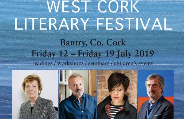 West Cork Literary Festival 12th - 19th July