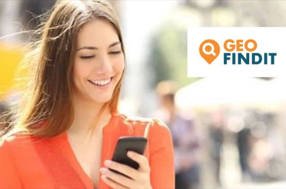 Find all the Shops, Restaurants, Hotels & more with GeoFindIT