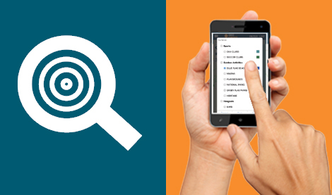 See GeoDirectory in action with the Free GeoFindIT app