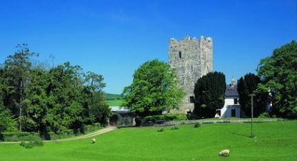 4. Clomantagh Castle, Freshford, Co.Kilkenny