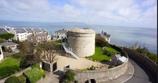 8. Martello Tower, Dalkey, Co. Dublin